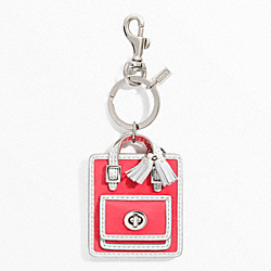 COACH HANDBAG CHARM - ONE COLOR - F63836