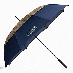 COACH GOLF UMBRELLA - ONE COLOR - F64276