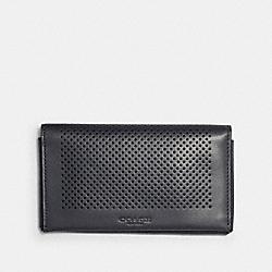 UNIVERSAL PHONE CASE - GRAPHITE/DENIM - COACH F65204