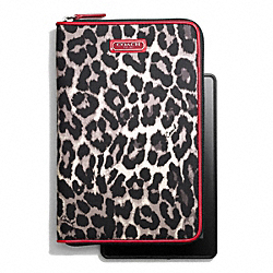 COACH PARK OCELOT PRINT E-READER - ONE COLOR - F66013