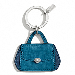 COACH MADISON SATCHEL KEY RING - ONE COLOR - F66331