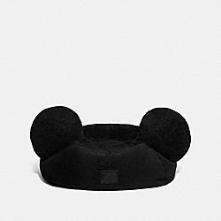 COACH MICKEY BEAN BAG - BLACK - F66513