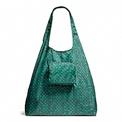COACH TAYLOR SNAKE PRINT FOLDING TOTE - ONE COLOR - F66596