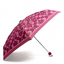 COACH PEYTON DREAM C MINI UMBRELLA - ONE COLOR - F66636