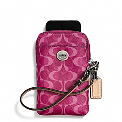 COACH PEYTON DREAM C UNIVERSAL PHONE CASE - ONE COLOR - F66803