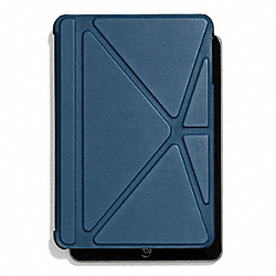 COACH BLEECKER LEATHER MINI IPAD CASE - ONE COLOR - F67156