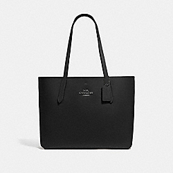 SMALL HUDSON TOTE - BLACK - COACH F67253