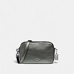 JES CROSSBODY - SV/GUNMETAL - COACH F67406
