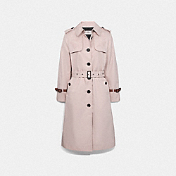 EMBROIDERED TRENCH - QUARTZ - COACH F68784