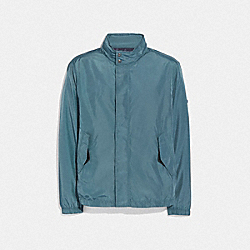 BARRACUDA JACKET - SOFT BLUE - COACH F68804