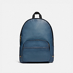 HOUSTON SMALL BACKPACK - XQ/DENIM - COACH F68998