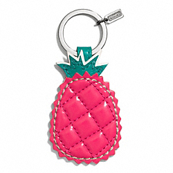 COACH PINEAPPLE KEY RING - ONE COLOR - F69541