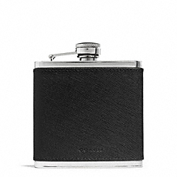 LEXINGTON SAFFIANO FLASK - f69696 - 31634