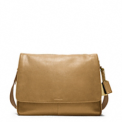 BLEECKER LEGACY LEATHER COURIER BAG COACH F70486