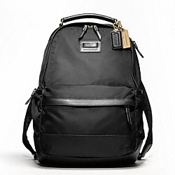 COACH RIVINGTON NYLON BACKPACK - ONE COLOR - F70532