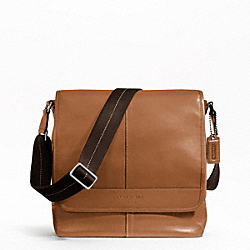 LEXINGTON LEATHER MAP BAG