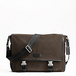 VARICK NYLON MESSENGER