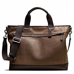COACH CAMDEN LEATHER SUPPLY BAG - ONE COLOR - F70926