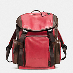 COACH SPORT BACKPACK IN LEATHER - GMDDZ - F71508