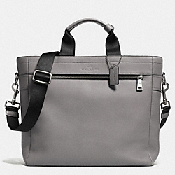 COACH UTILITY TOTE IN SPORT CALF LEATHER - QBASH - F71627