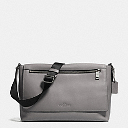 SULLIVAN MESSENGER IN SPORT CALF LEATHER - QBASH - COACH F71642