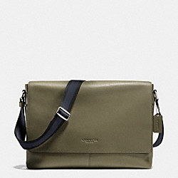 SULLIVAN MESSENGER IN SMOOTH LEATHER - B75 - COACH F71726