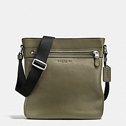 TECH CROSSBODY IN SMOOTH LEATHER - B75 - COACH F71745