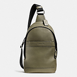 COACH CAMPUS PACK IN SMOOTH LEATHER - B75 - F71751