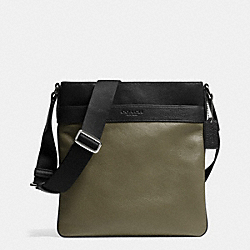 COACH BOWERY CROSSBODY IN LEATHER - SURPLUS - F71842