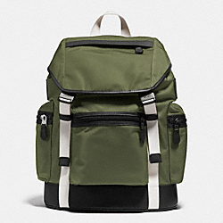 COACH TREK PACK IN NYLON - SURPLUS - F71884