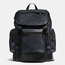 TREK PACK IN SMOOTH LEATHER - MIDNIGHT - COACH F71976
