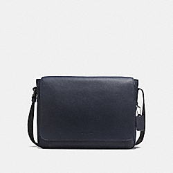 METROPOLITAN COURIER - MIDNIGHT/BLACK ANTIQUE NICKEL - COACH F72060