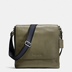 SULLIVAN SMALL MESSENGER IN SPORT CALF LEATHER - B75 - COACH F72108