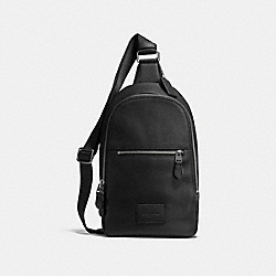 CAMPUS PACK - ANTIQUE NICKEL/BLACK - COACH F72321