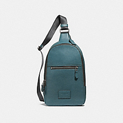 CAMPUS PACK - DENIM/BLACK ANTIQUE NICKEL - COACH F72321