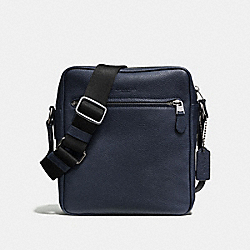 METROPOLITAN FLIGHT BAG - MIDNIGHT/BLACK ANTIQUE NICKEL - COACH F72331