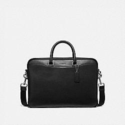 BECKETT SLIM BRIEF - BLACK - COACH F72979
