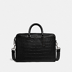 BECKETT SLIM BRIEF - BLACK - COACH F72980