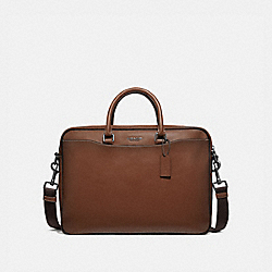 BECKETT SLIM BRIEF - SADDLE - COACH F72981