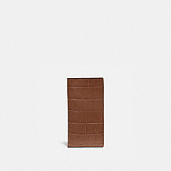 BREAST POCKET WALLET - SADDLE - COACH F73134