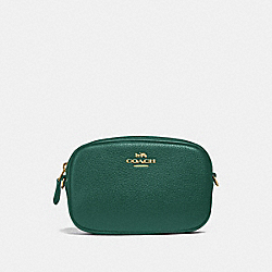 CONVERTIBLE BELT BAG - JADE - COACH F73952