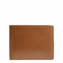 WATER BUFFALO PASSCASE ID WALLET - f74397 - 25579