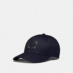 VARSITY C CAP - NAVY - COACH F75703