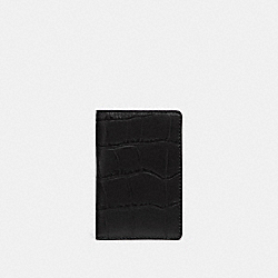 CARD WALLET - BLACK - COACH F75913