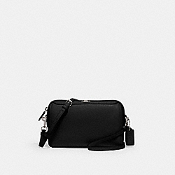 BENNETT CROSSBODY - SV/BLACK - COACH F76629