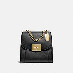 CASSIDY BACKPACK - IM/BLACK - COACH F76690