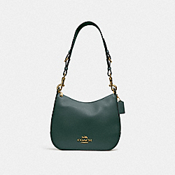 JES HOBO - IM/EVERGREEN - COACH F76695