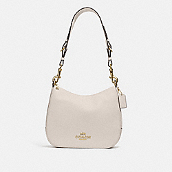 JES HOBO - IM/CHALK - COACH F76695