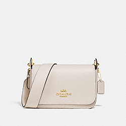 SMALL JES MESSENGER - IM/CHALK - COACH F76698