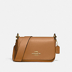 SMALL JES MESSENGER - IM/LIGHT SADDLE - COACH F76698